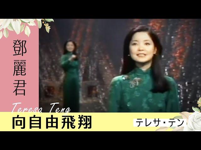 鄧麗君-向自由飛翔 Teresa Teng テレサ・テン