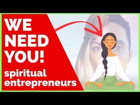 Join Our Conscious Community - Seeking Spiritual Entrepreneurs