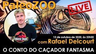 PALEOZOOBR LIVE (ESPECIAL): O CONTO DO CAÇADOR FANTASMA