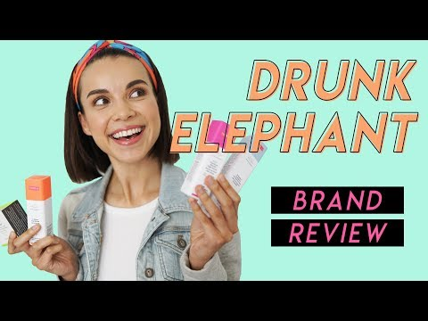 Drunk Elephant : What's Worth It  What's Not  Ingrid Nilsen