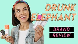 Drunk Elephant Review: What
