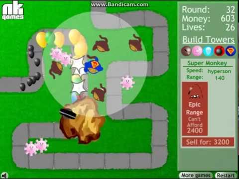 BLOONS TOWER DEFENSE [7]