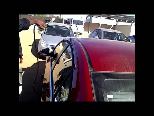 DURAWASH - Commercial Waterless Car Wash GM .wmv