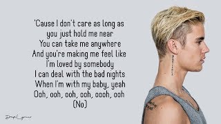 Ed Sheeran, Justin Bieber - I Don't Care (Lyrics) 🎵