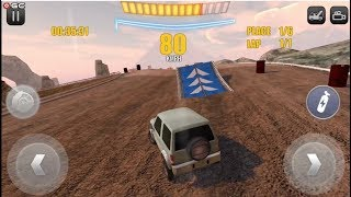 Rally Racer 4x4 Online Offroad Truck Racing - 3D Extreme Race - Android Gameplay FHD