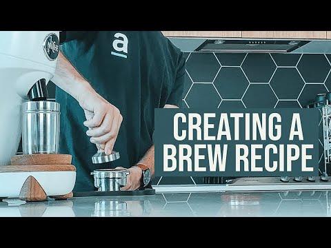 Creating A BREW RECIPE To Suit Your ESPRESSO Machine