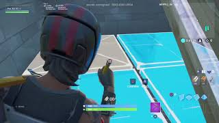 Fortnite Battle royale secret mongraal parkour wereld record
