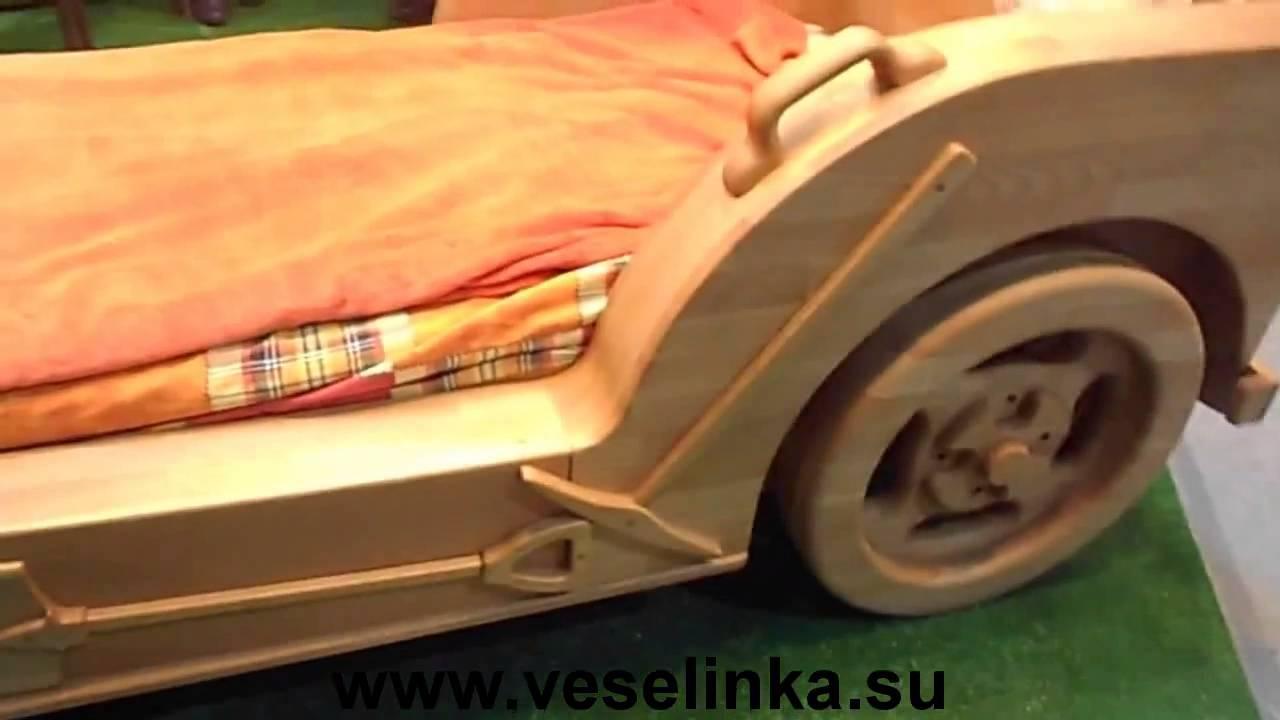 Кровать машина своими руками фото 375