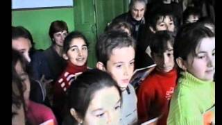 Udi-Albanian Church.Presentatinon of book Nanaz Muz -2. Venera Antonova..wmv