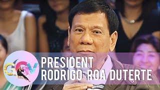 Vice, natuwa sa pangako sa kanya ni Mayor Duterte