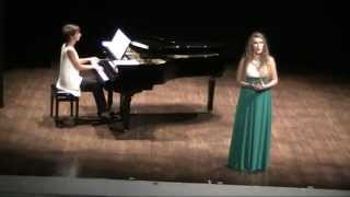 """Ewelina Wiśniecka - """"Egli non riede ancora... Non so le tetre immagini"""" - """"Il Corsaro"""" - G.Verdi"""