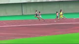 高校新人埼玉県大会 男子400m予選4組