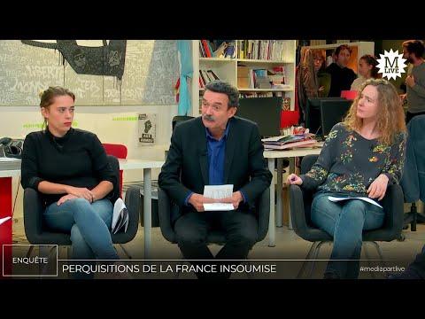 Révélations sur la France Insoumise : les explications de Mediapart