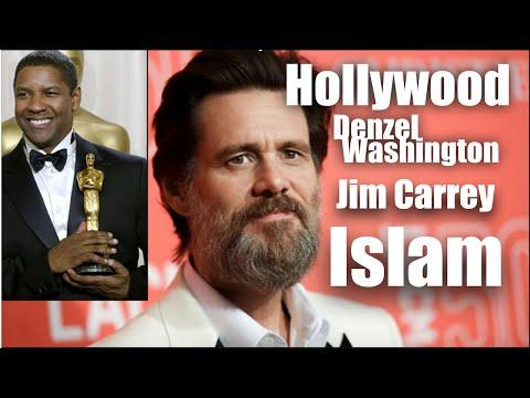 Inside HollyWood Denzel Jim Carrey & ISLAM