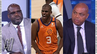 Inside the NBA Reacts to Suns Taking a 3-1 Series Lead vs Clippers in Game 4