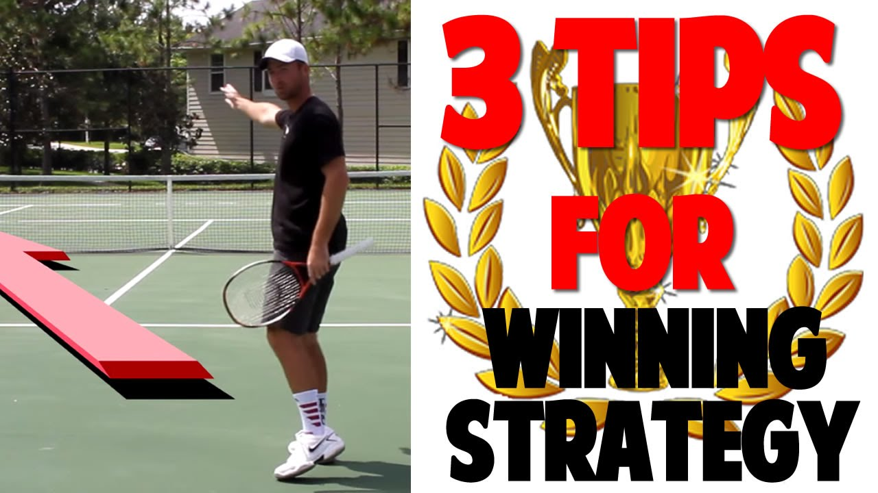 Tennis Strategie