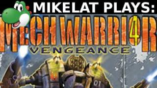 Let's Play Mechwarrior 4: Vengeance - Part 1
