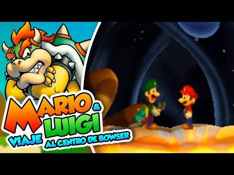 ¡Tienes una oruga en el culo! -  #23 - Mario & Luigi Viaje al centro de Bowser (3DS) DSimphony
