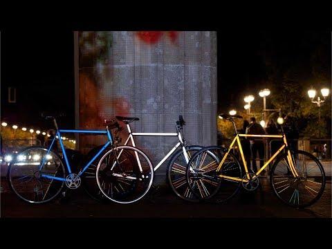 Fahrrad Aufkleber Berlin Von Reflective Berlin ▷ Radwelt Fahrradladen Tipp