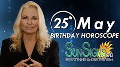 Birthday May 25th Horoscope Personality Zodiac Sign Gemini Astrology