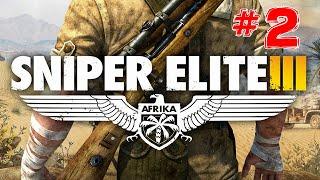 Sniper Elite 3 Walkthrough Mission 2 Gaberoun