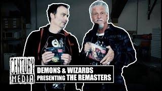DEMONS & WIZARDS - Hansi Kürsch & Jon Schaffer present The REMASTERS 2019!