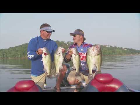 SMC Season 8.6 : How to fish for Bass on Kentucky Lake - Great Instructional Video