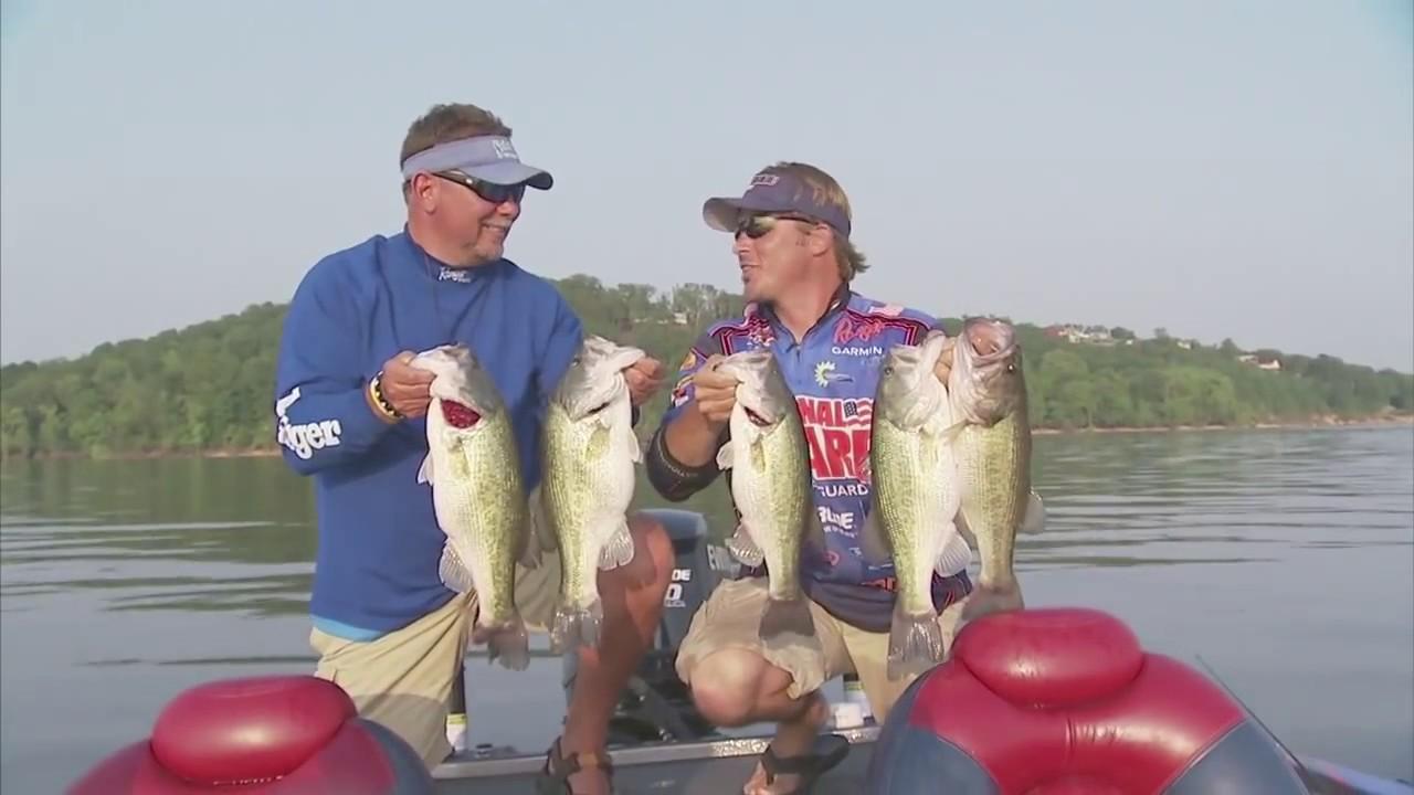 Smc season 8 6 how to fish for bass on kentucky lake for How to season fish