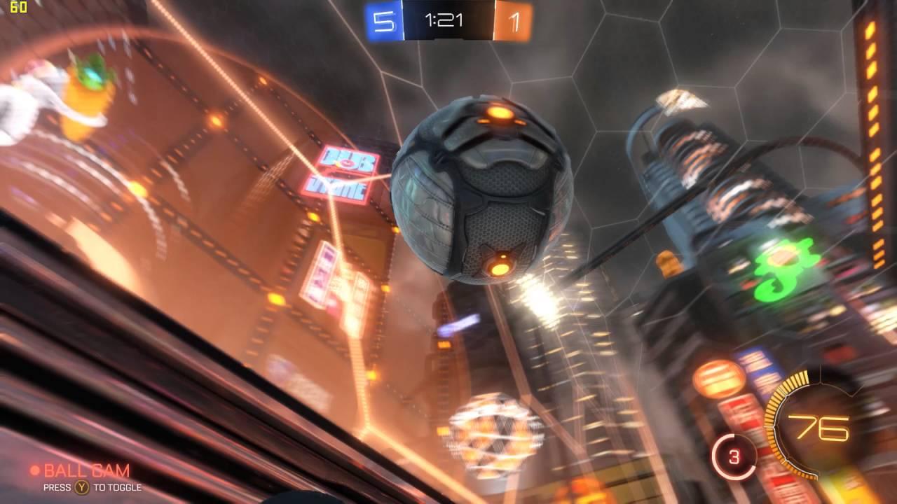 GTX 1060 ShadowPlay Stuttering (1080p60) - Rocket League