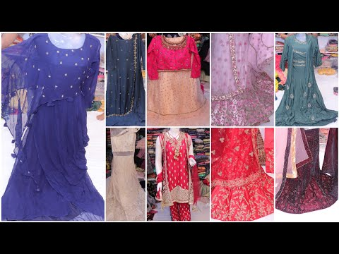 Indo Western Kurtis Long Gowns and Bridal Lehengas Collectio
