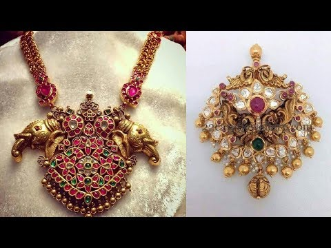 Classy South Indian Jewellery Designs