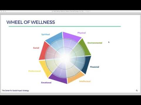 Webinar: Aligning Employee Well Being Programs with Your Company Culture