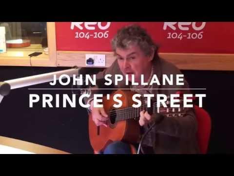 John Spillane - Princes Street   The Neil Prendeville Show
