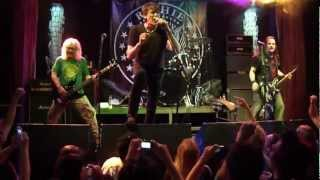 """Richie Ramone - """"(You) Can't Say Anything Nice"""" (live)"""