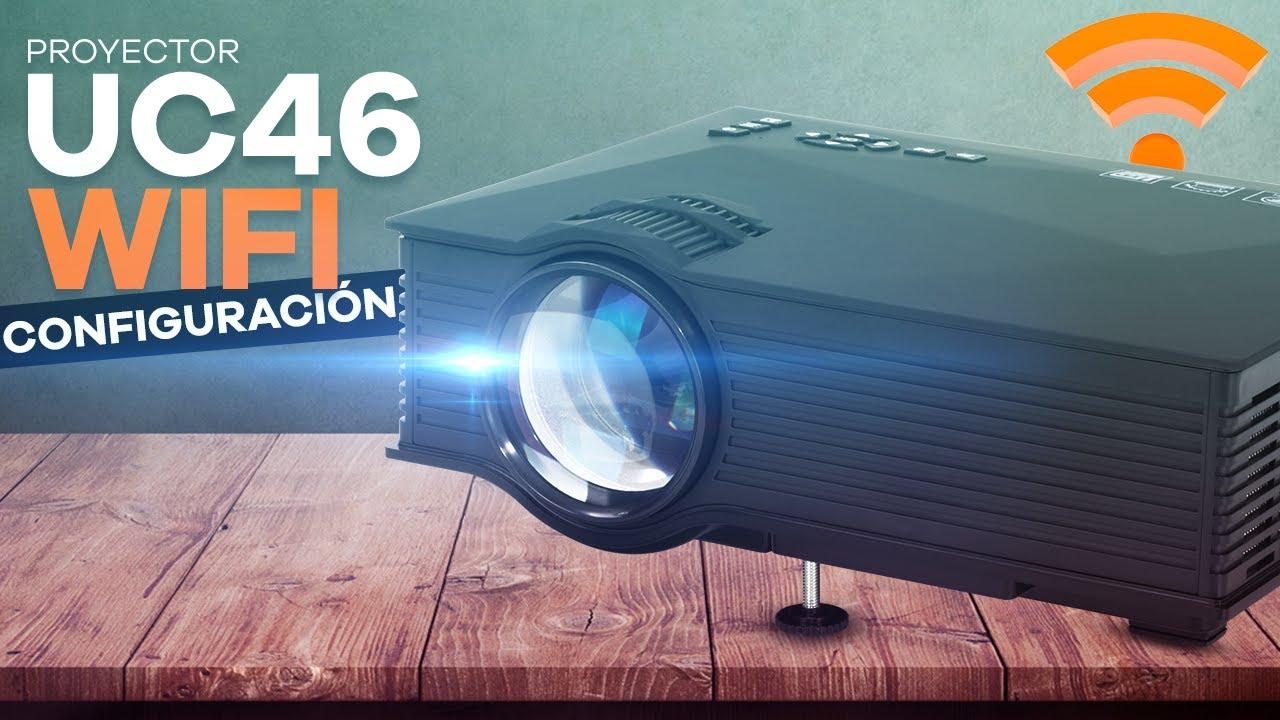 5eaad289113 Como Conectar tu Mini Proyector UC46 Wifi a tu dispositivo móvil - Miracast