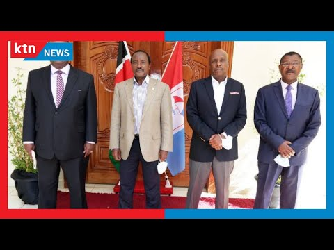 One Kenya Alliance meet to plan for the 2022 general elections