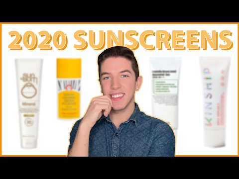 The Best Sunscreens of 2020!