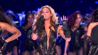 Repeat youtube video Beyonce live at NFL super Bowl 2013 Halftime show HD,Jay z gives Queen B a kiss philly show