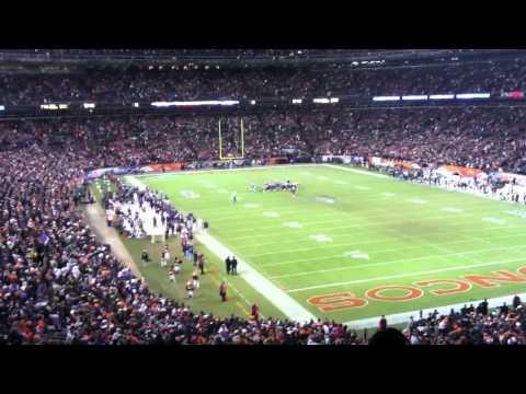 Bears vs Broncos 2011 (iPhone Video Highlights)