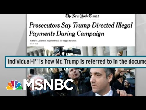Barr's Botched Effort To Rig SDNY For Trump Prompts Investigation | Rachel Maddow | MSNBC