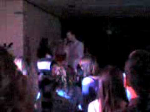 1. Auftritt von C-SIDE in Hauptschule in Hersbruck  (Song für meine Freundin Vanessa ;))