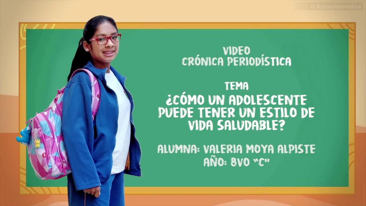 Cómo Un Adolescente Puede Tener Un Estilo De Vida Saludable Youtube