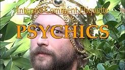 """Internet Comment Etiquette: """"Online Psychics"""""""