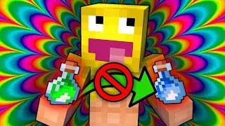 NIGDY nie mieszaj tych POTEK w Minecraft!  | Minecraft UHC [#6]