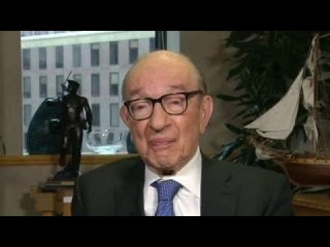 Alan Greenspan: This is a very extraordinarily subdued economy