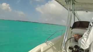 26' Glacier Bay Catamaran / Staniel Cay to Great Exuma Island