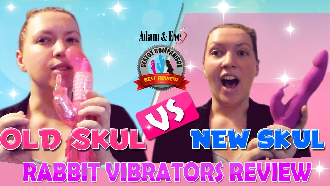 Adam and Eve Best Rabbit Vibrators! Old Skul VS New Skul Rotating Rabbit Vibrators