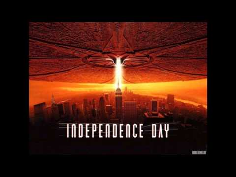 Independence Day [OST] #8 - Base Attack