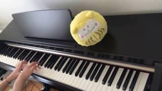 【ピアノ】スピッツ「春の歌」(harunouta~spring song~/spitz)を弾いてみた