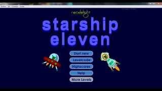 JUEGO RANDOM - Starship Eleven